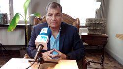 La Justicia de Ecuador abre un proceso judicial contra el expresidente Correa por el presunto secuestro de un