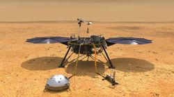 El módulo espacial InSight de la NASA aterriza con éxito en