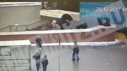 Al menos cinco muertos tras ser arrollados por un autobús en