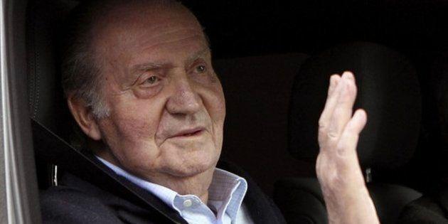 Imagen de archivo de Juan Carlos I el día de su 80