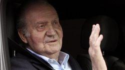 Zarzuela defiende así la foto más criticada de Juan Carlos