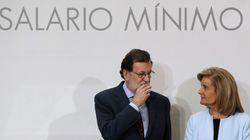 El Gobierno firma el acuerdo con los agentes sociales para la subida del Salario Mínimo
