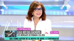 La respuesta de Ana Rosa cuando Monedero ironiza acerca de que la presentadora votará a