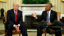 La diferencia entre Trump y Obama, resumida en su felicitación