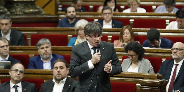 El Parlament recurrirá el 155 ante el TC con el apoyo de JxSí y