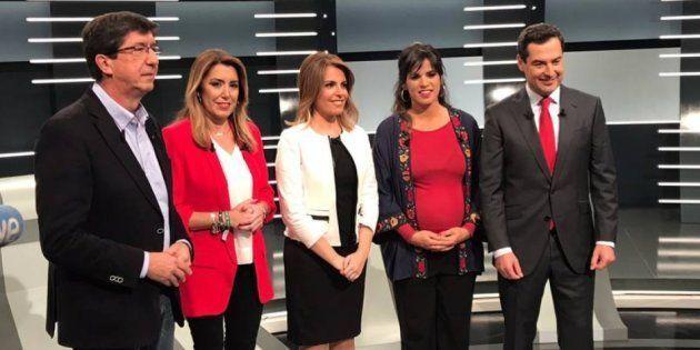 Marín, Díaz, García Muñiz, Rodríguez y