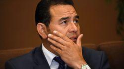 Una mujer acusa de violación al presidente de Guatemala, según uno de los grandes diarios del