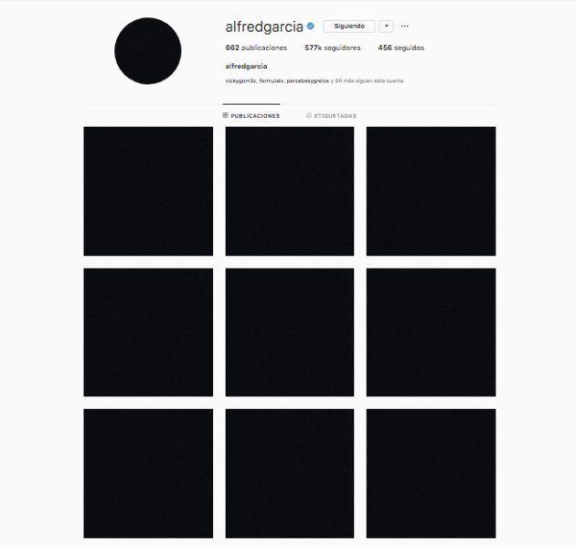 Captura del Instagram de