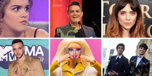 ¿Quién es para ti el personaje del año de 2017?