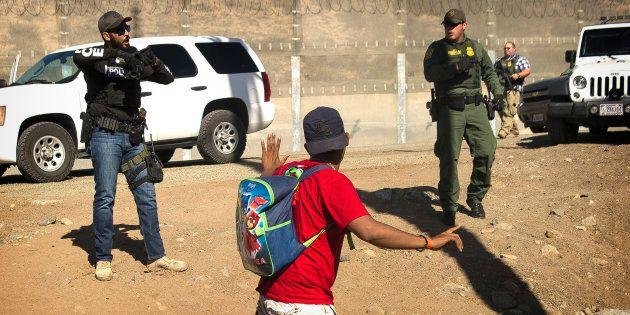 El número de inmigrantes en situación irregular en EEUU es el más bajo desde