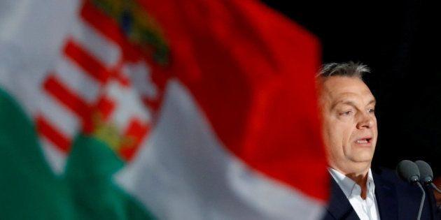 Imagen de archivo del primer ministro húngaro, Viktor
