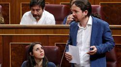 Pablo Iglesias revela cómo llamará a sus dos
