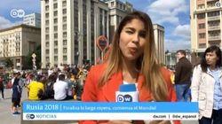 Una reportera, acosada durante una retransmisión en directo en el