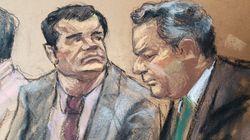 Un testigo narra cómo el Chapo Guzmán se hizo rico, con cuatro jets y su propio
