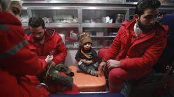 El régimen sirio permite evacuaciones médicas limitadas en una zona rebelde