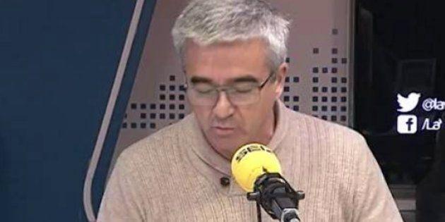 Francino lanza una dura protesta contra el maltrato que sufren los jóvenes en España: