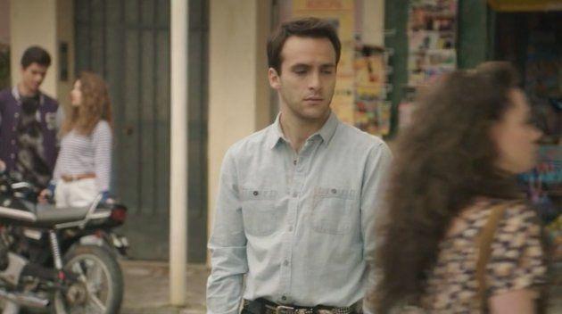 La emocionante despedida de Carlos Alcántara de cada uno de los personajes de 'Cuéntame cómo