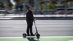 Una mujer de 92 años, la primera muerte en España por atropello de un patinete
