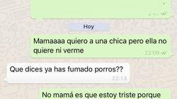 Un joven pide consejo sobre mujeres a sus padres y le contestan con un WhatsApp tan memorable que pasará a la
