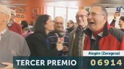 La sinceridad de un anciano al ganar la Lotería: