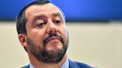 El ministro del Interior italiano, Matteo Salvini: