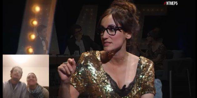 Ana Morgade, estupefacta por lo que han dicho de ella los protagonistas del vídeo de las