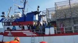 El pesquero 'Loreto' pone de nuevo a prueba el criterio del Gobierno en la acogida de