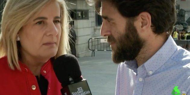 La pregunta de Gonzo que sorprende a Fátima Báñez: