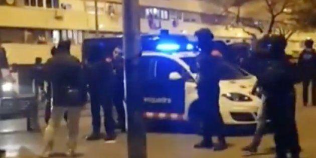 Prisión sin fianza para el detenido por asesinar a su mujer en Sant Adrià de