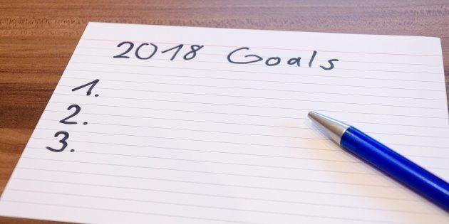 Cómo de factibles son los propósitos de Año Nuevo más