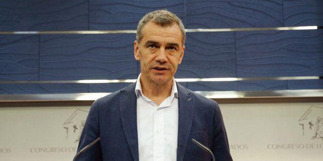 La polémica imagen con la que Toni Cantó ha recordado el atentado de