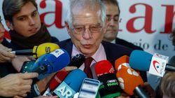 Borrell descarta dimitir:
