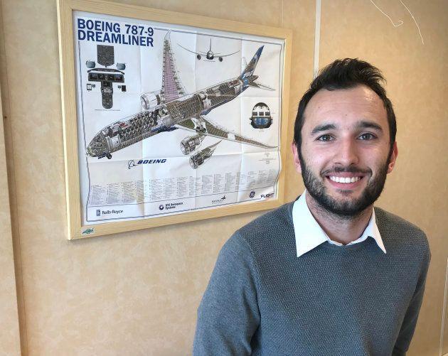 Unai Pérez, de San Sebastián, estudia en Reus para ser