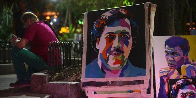 Imagen de archivo de un cuadro de Pablo