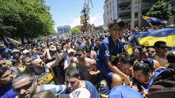La final de la Copa Libertadores entre River y Boca se jugará en el Santiago