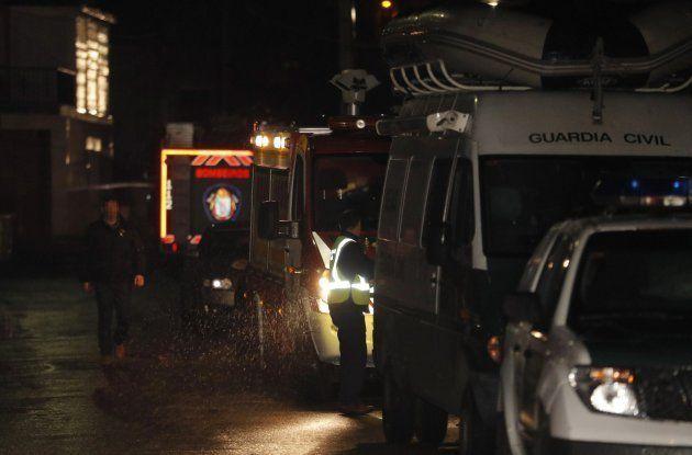 La Guardia Civil localiza el cuerpo de Diana