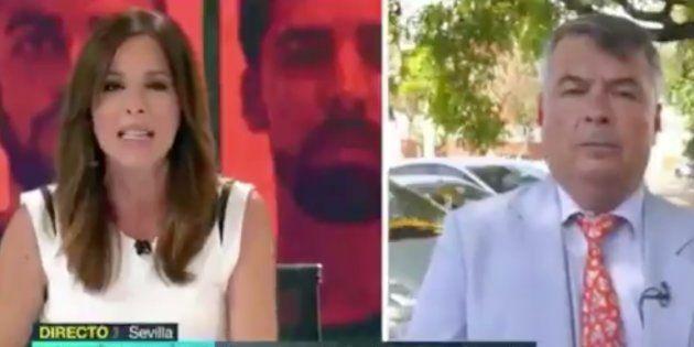 El duro rifirrafe entre Mamen Mendizábal y el abogado de La