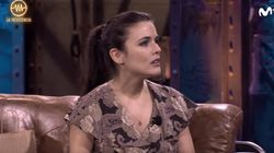 El 'corte' de David Broncano a Adriana Ugarte en 'La Resistencia' que dejó a la actriz con esta