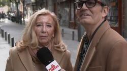 La respuesta de una señora sobre España calla en seco a Santi Villas ('El