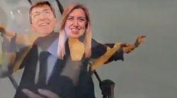 El bochornoso vídeo del PP con el que critica a Susana Díaz y a Juan