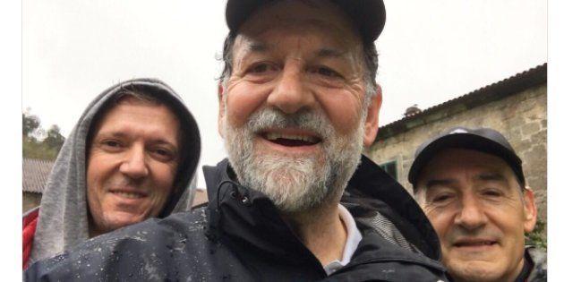 Rajoy publica esta fotografía y pasa lo que tenía que