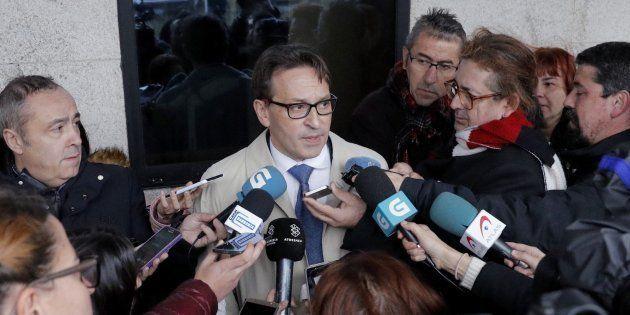 El abogado de 'El Chicle' niega que su cliente confesara el asesinato de Diana