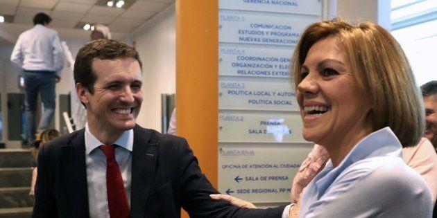 No habrá debate entre todos los candidatos del PP y Génova les pondrá