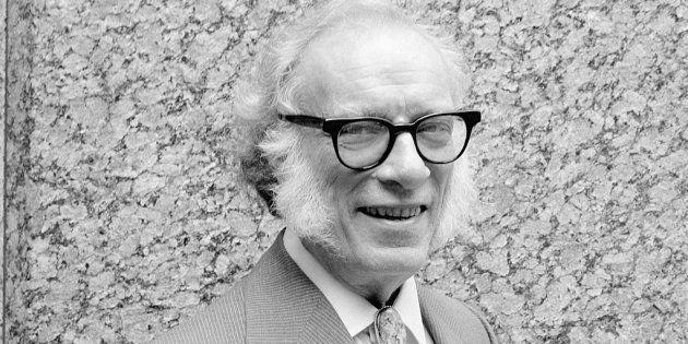 98 Años Del Nacimiento De Isaac Asimov Sus Frases