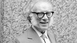 Las frases imprescindibles de Isaac Asimov que te harán