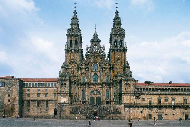 La Catedral de Santiago posa sin andamios después de cinco años de
