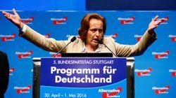 Denunciada por un tuit islamófobo la vicepresidenta del partido ultra Alternativa para