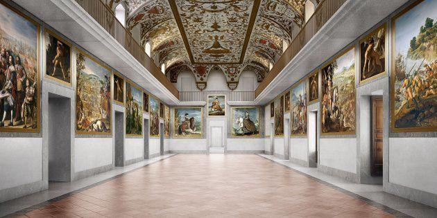 Museo del Prado, Salon de