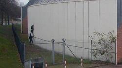 La cárcel-coladero alemana de la que cada semana se fugan