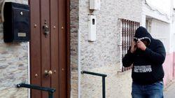 José Ángel Prenda ya está en su domicilio del barrio sevillano de